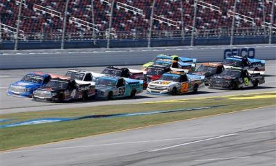 First-Time Winners Highlight Truck Series Playoffs First Round