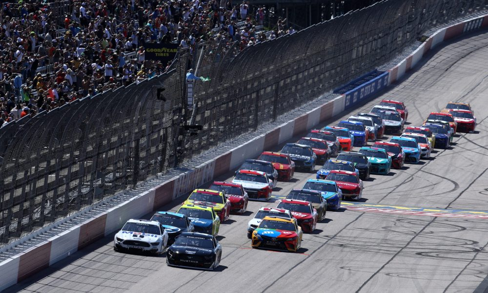 NASCAR Cup Series Playoff Standings Update