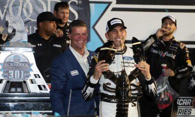 Photo credit to James Gilbert/Getty Images via NASCARMedia.