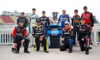 Meeting the 2021 Truck Series Playoff Field