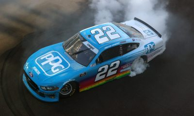 Cindric Makes Saturday Penske-Perfect at Indy