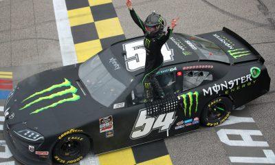 Photo credit to Meg Oliphant/Getty Imagesvia NASCARMedia.