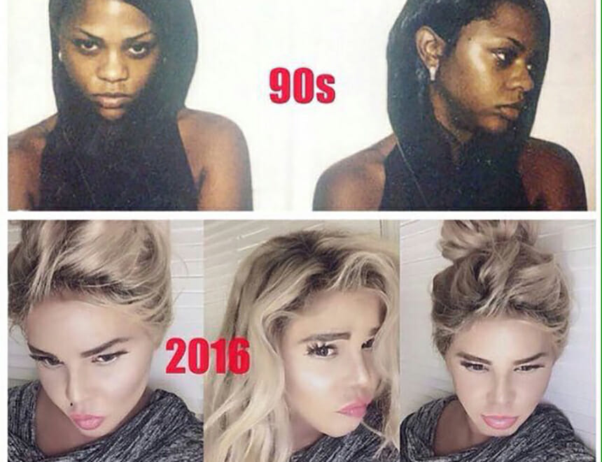 lil kim over the years