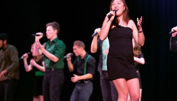 5C A Cappella Group Perfects Pitch, To Perform At Nationals - The