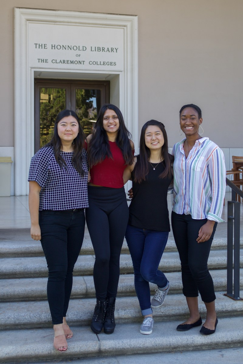 Four of five student governments led by women of color