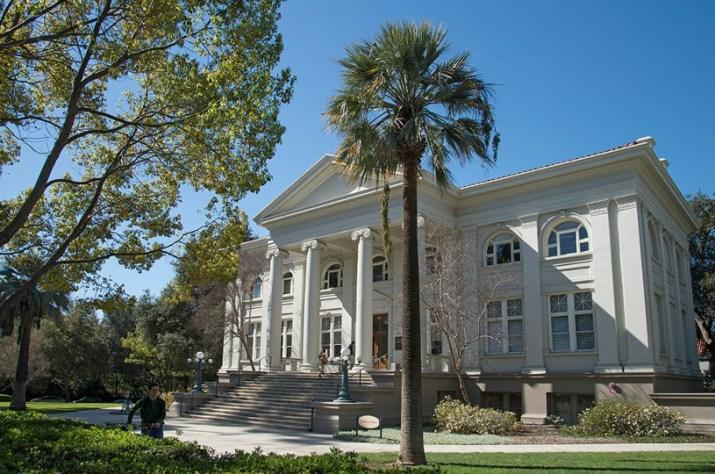 carnegie hall at pomona college