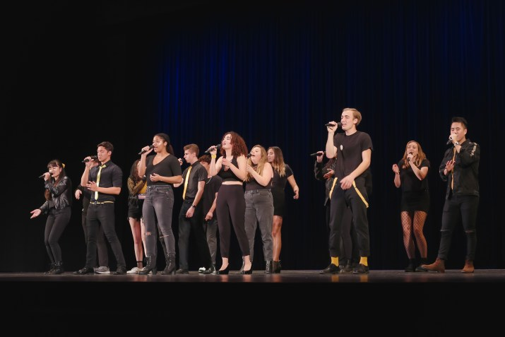 Claremont a cappella groups enjoy 'good energy' at ICCA