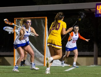 Athena lacrosse falls to rival Colorado College in nail-biter