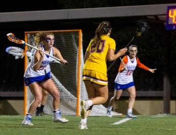 Athenas lacrosse falls to rival Colorado College in nail-biter