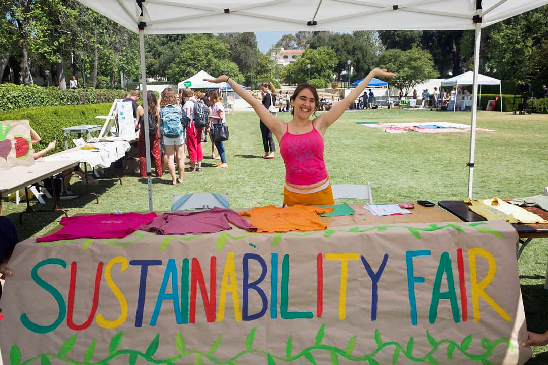 Scripps Sustainability Fair showcases Earth Week efforts | The Student Life