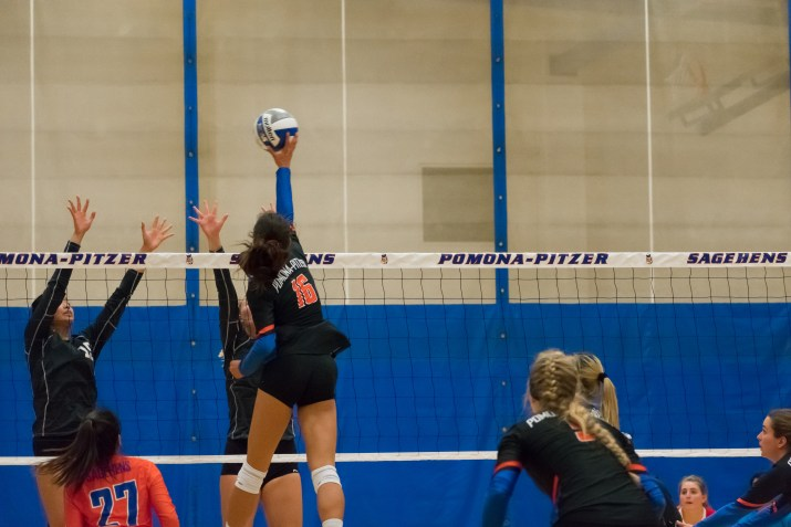 Recap Sagehen Volleyball Stuck In A Rut Drops Three Straight The Student Life