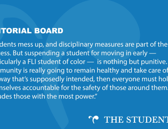 EDITORIAL BOARD: Pomona's disciplinary system is 'educational.' Until it isn't