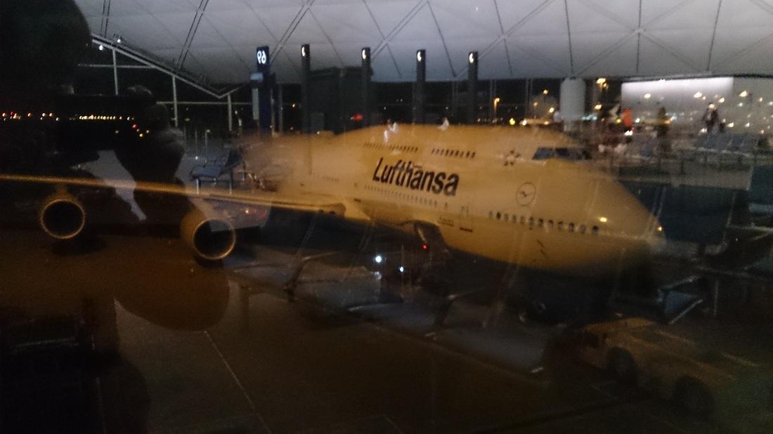 漢莎航空 LH797 HKG→FRA - 我的網站