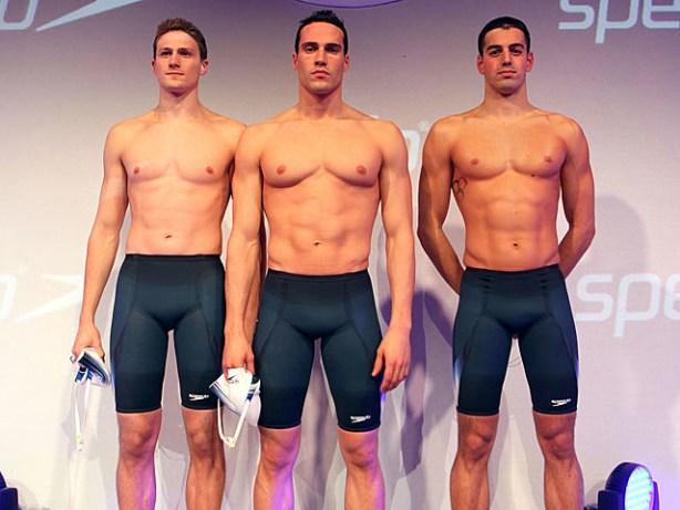 Mens+Tight+Swim+Trunks