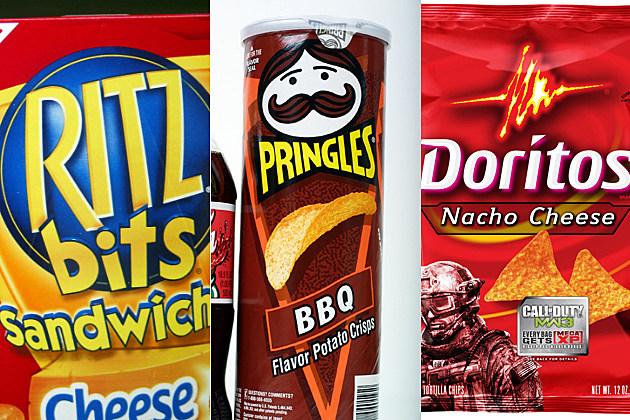 What Are America's 10 Favorite Snacks? - TSM Interactive