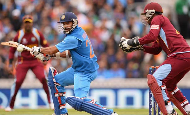 India Vs West Indies Odi (icc Cricket World Cup 2015