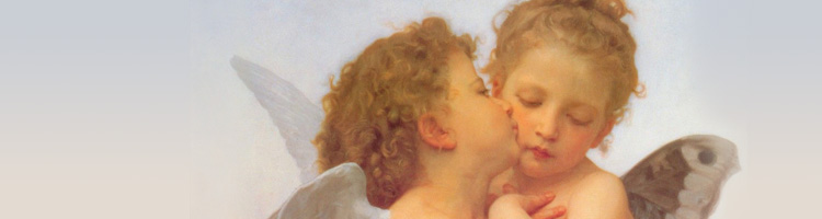 Cupid and Psyche Baby, header