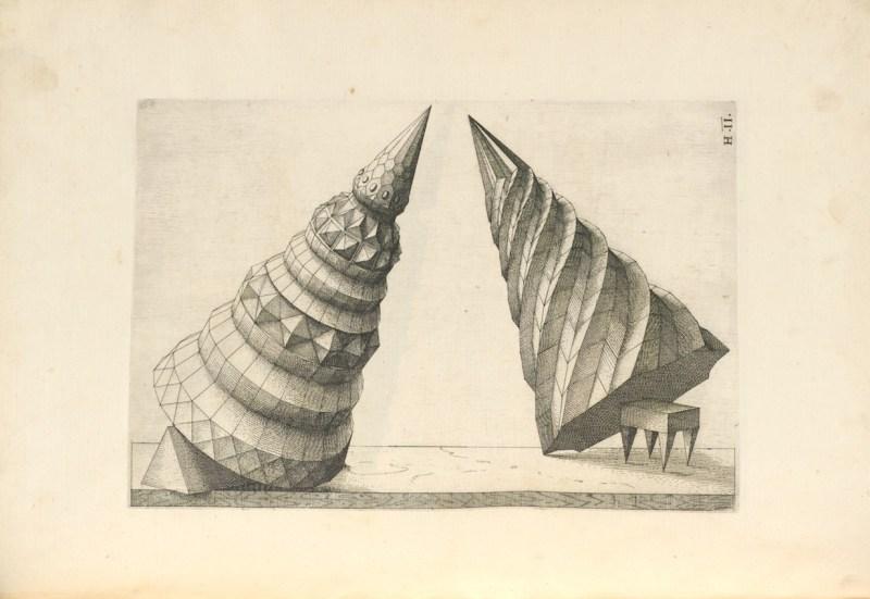 Wenzel Jamnitzer, Perspectiva corporum regularium