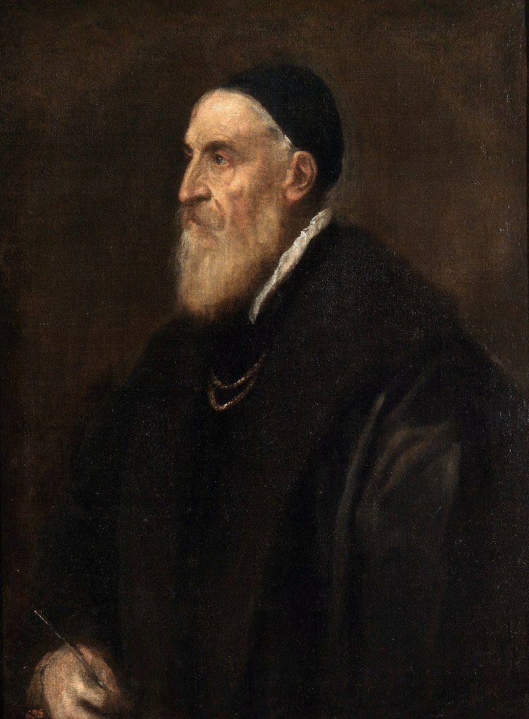 Titian, Self-Portrait