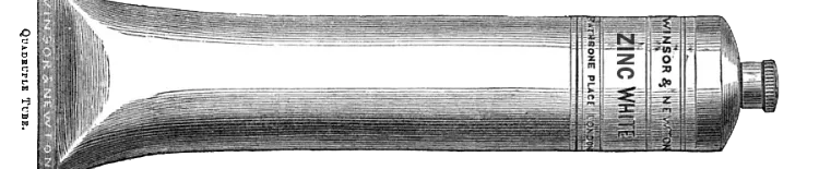 Winsor & Newton Zinc White Tube