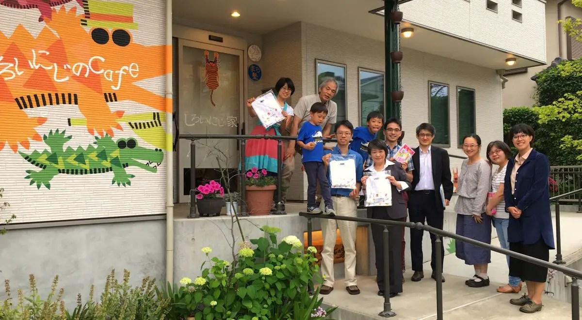 醫師的社會實驗。「白虹之家」創造社區照顧文化 – 臺灣在宅醫療學會