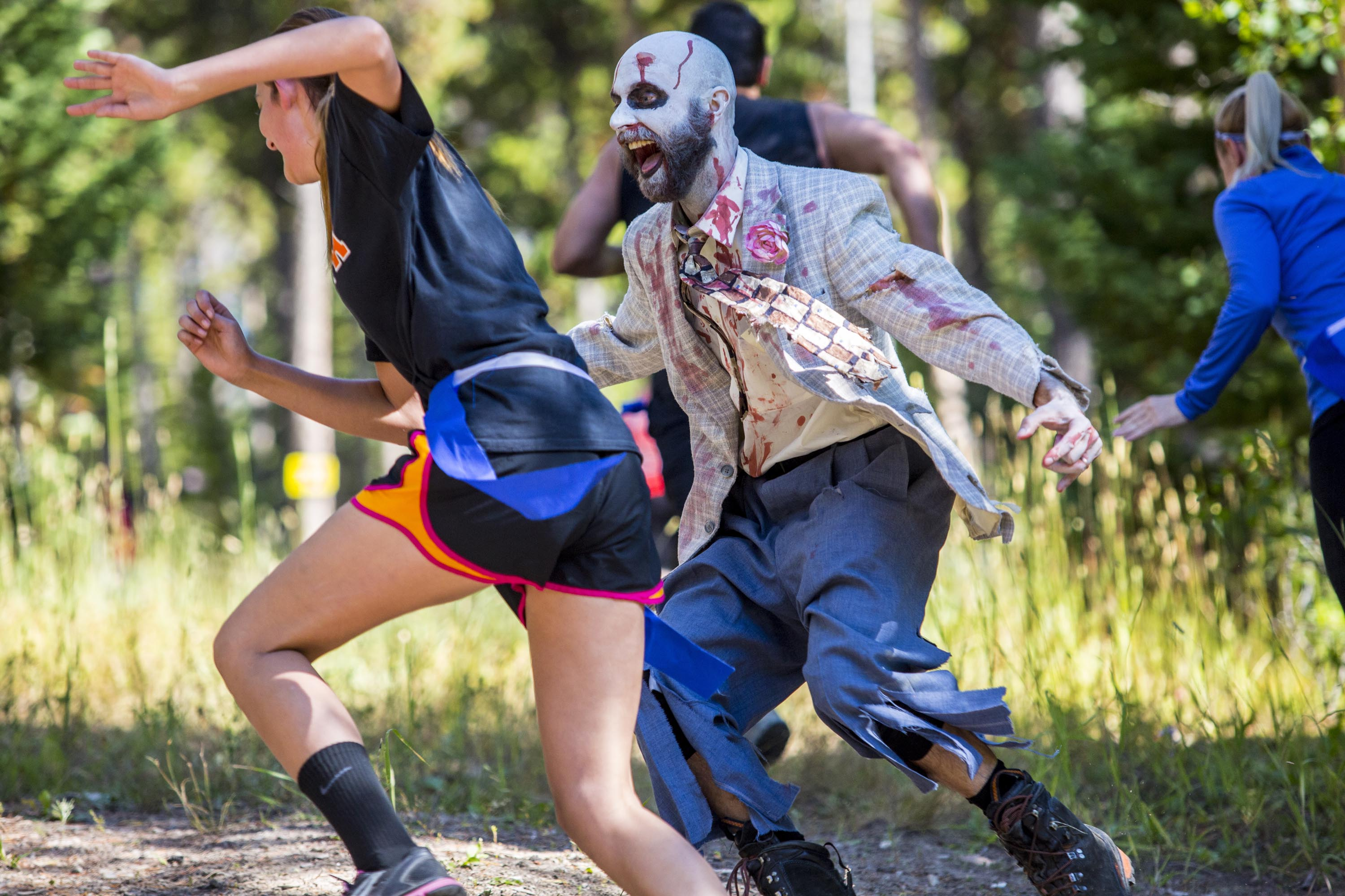 25 Reasons You Should Do a Zombie Run  Complex
