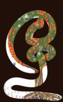 Tree & Snake