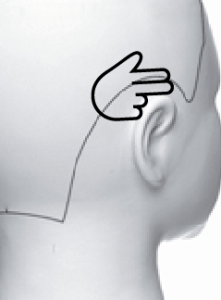 back-finger
