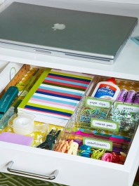 office ideas - drawer