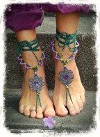 barefoot sandals