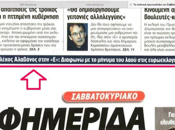 ΑΛΑΒΑΝΟΣ -ΑΠΟΤΕΛΕΣΜΑ ΕΥΡΩΕΚΛΟΓΩΝ