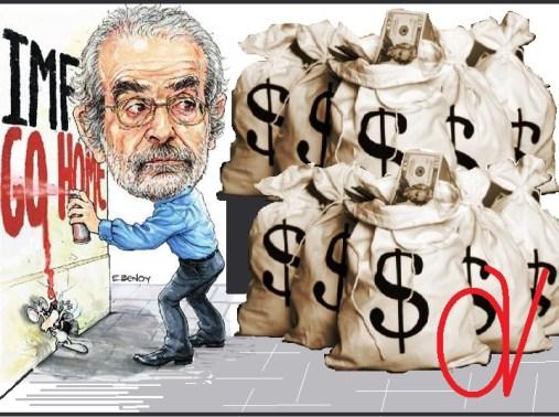 ΑΛΑΒΑΝΟΣ - IMF -ΧΡΗΜΑ