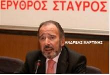 Μήπως ξεφουσκώνει άλλα σκάνδαλα «Ερυθρού Σταυρού» και «Ερρίκου Ντυνάν» η σύλληψη του Ανδρέα Μαρτίνη για χρέη προς το ΙΚΑ???