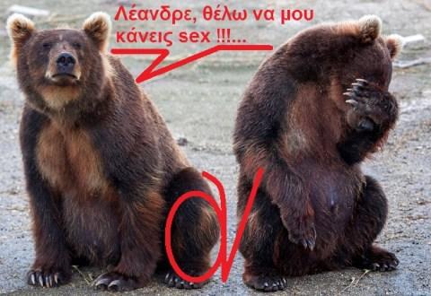 ΑΡΚΟΥΔΕΣ -ΦΛΕΡΤ