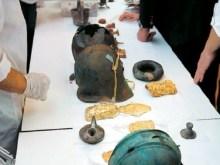 66χρονος εκτελωνιστής εγκέφαλος κυκλώματος αρχαιοκαπηλίας.