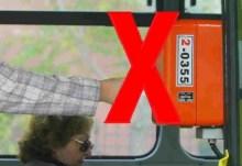 Αστικά λεωφορεία Χαλκίδας: Γιατί δε χτυπάνε τα εισιτήρια αλλά τα κόβουν;;;
