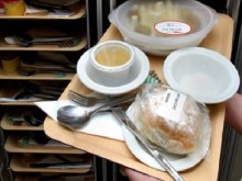 Χρυσά…γεύματα αξίας 130.000 ευρώ στο νοσοκομείο «ΑνδρέαςΣυγγρός»!