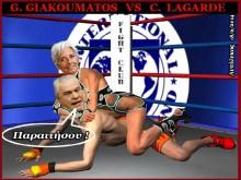 """ΓΙΑΚΟΥΜΑΤΟΣ VS ΛΑΓΚΑΡΝΤ:  """"Παραιτήσου μ—"""""""