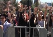 Κύπρος: Διαδηλωτές κατέβασαν τη σημαία από τη γερμανική πρεσβεία