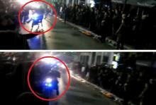 Για άλλη μια φορά, με μηχανές κατά των διαδηλωτών η ΛΑΟΜΙΣΗΤΗ ομάδα Δέλτα — Ο κόσμος τους πήρε στο κυνήγι (ΚΛΙΚ ΕΔΩ για το ΒΙΝΤΕΟ)