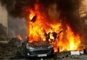 ΠΡΑΚΤΙΚΕΣ CIA: Επίθεση με παγιδευμένο αυτοκίνητο στη Δαμασκό, τουλάχιστον 8 αστυνομικοί νεκροί!!!