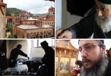 Οι διωκόμενοι αγωνιστές μοναχοί της Γνήσιας Ιερής Μονής Εσφιγμένου, καταγγέλουν τον εγκάθετο του Βαρθολομαίου ιεροδιάκονο με το …οπλοστάσιο!!!