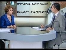 ΕΚΤΑΚΤΟ: Ευαγγελάτος, Μάνδρου και ΣΚΑΪ διώκονται από την Ασφάλεια Αθηνών!!!
