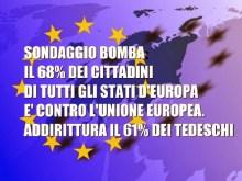Θέμα χρόνου η ανακοίνωση του θανάτου της ΣΙΩΝΙΣΤΙΚΗΣ Ευρώπης… Ούτε οι Γερμανοί την θέλουν!!!