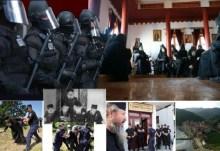 Το σιωνιστικό παρακράτος της Αθήνας, έστειλε τα ΜΑΤ και τις ειδικές δυνάμεις ΕΚΑΜ στο Άγιο Όρος….
