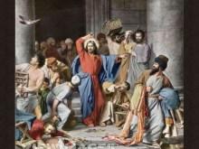 Η άποψη του Χριστού για τις αγορές!!!
