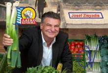 Μεγαλομέτοχος στο κόμμα «Λαϊκό Κίνημα» ο Josef Zisyadis