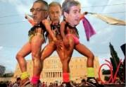 1 Μαϊου 2012:  ΚΑΙΡΟΣΚΟΠΙΚΑ ΠΡΟΕΚΛΟΓΙΚΟ το ξεφώνημα της πόρνης-φορέα AIDS, από τις αμετανόητες πολιτικές πόρνες!!!…