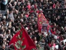 ΣΥΜΜΟΡΙΕΣ Ισλαμοφασιστών δολοφόνων στους δρόμους της Τουρκίας  εναντίον του λαού.