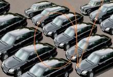 Τα 44.000 οχήματα του δημοσίου, εφ΄ όσον χρησιμοποιούνται για ιδιωτικές ανάγκες υπαλλήλων συγγενών υπουργών, βουλευτών και γενικών…..
